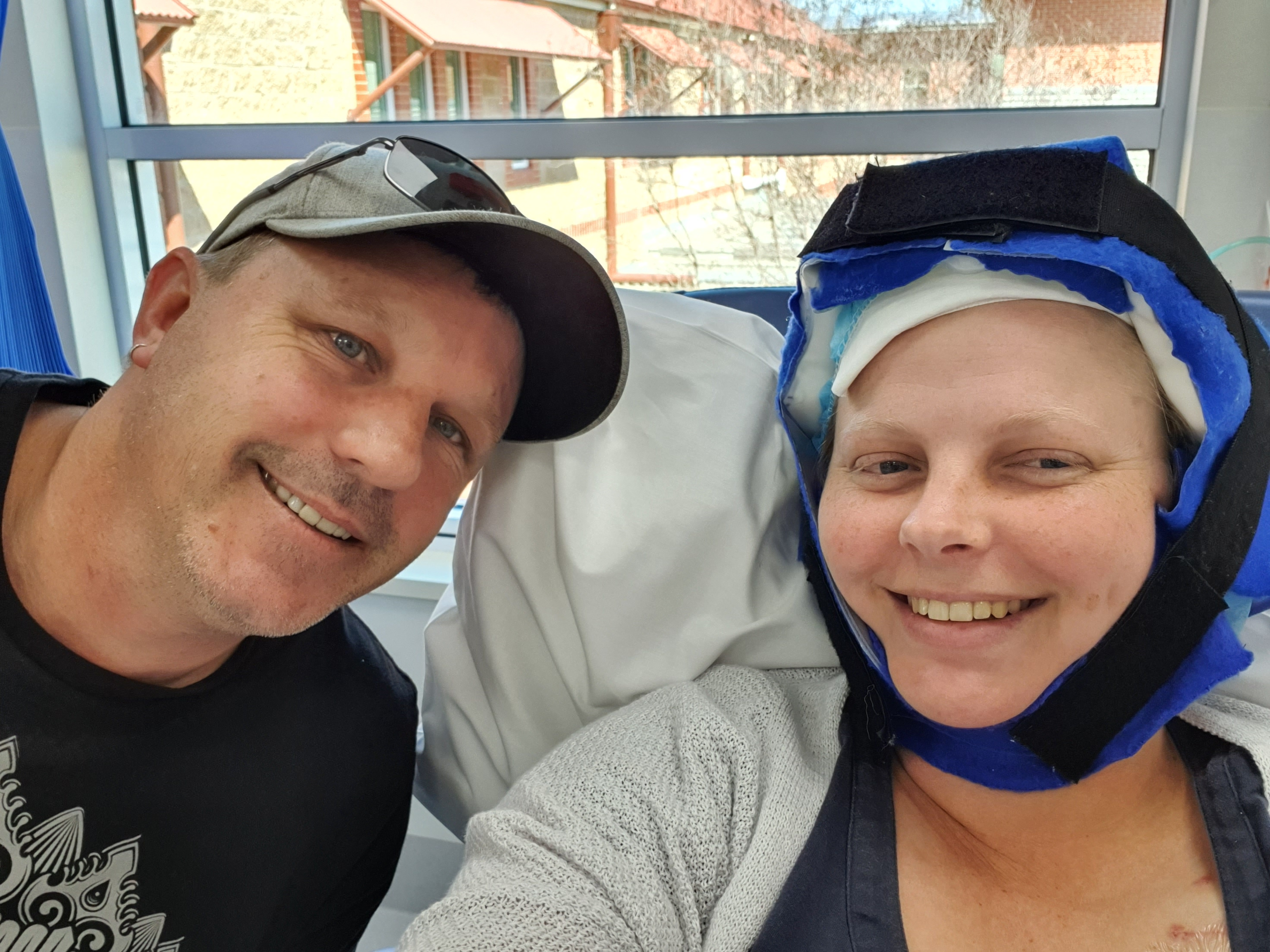 Jessica shares her story and cancer experience